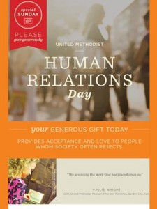 Human Relations Day. UMC
