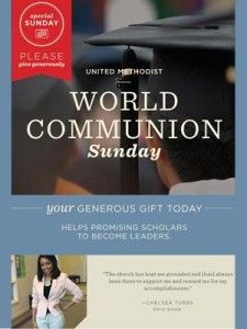 World Communion Sunday, UMC