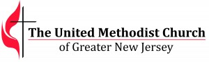 The United Methodist Church of Greater New Jersey logo