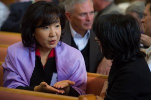Michelle Ryoo, clergy candid conversation, convocation, PaCE