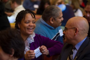 Karline Dubuisson, clergy candid conversation, convocation, PaCE