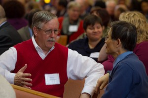 Peter Jamieson, clergy candid conversation, convocation, PaCE