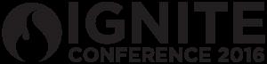 ignite 2016 logo