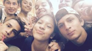 Latino Youth Retreat, Pinelands Center