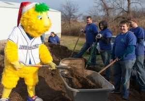 BlueClaws Volunteer, A Future With Hope