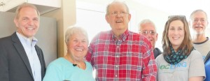 The Murphy family, A Future With Hope