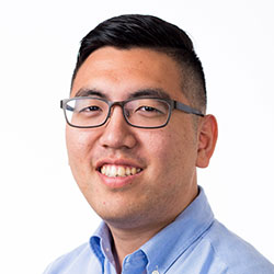 james lee, Manager of Visual Arts
