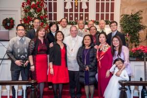 Filipino Caucus, Springfield Emmanuel UMC, Bishop John Schol