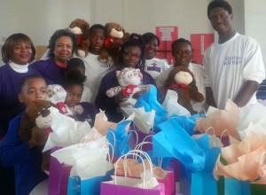 Good Shepard Youth, Blessing Bags