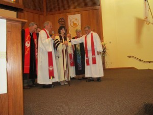 jisun Kwak, prayer, Bishop Schol