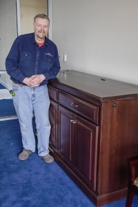 Pastor Scott Maat, Cabinetry, Mission and Resource Center