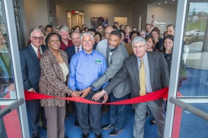 Ribbon Cutting, Mission and Resource Center