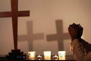 hands, prayer
