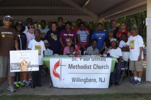 CROP Hunger Walk, St. Paul's UMC in Willingboro