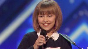 Grace VanderWaal, America's Got Talent