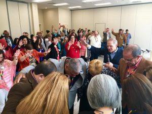 Hispanic, Emmaus, Road to Emmaus, Latino, United Methodist Church, New Jersey, John Schol, Bishop Schol, Hector Burgos