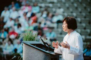Gina Kim, United Methodist Church, New Jersey