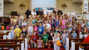 Central UMC, VBS, Linwood