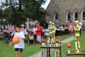 Methodist Madness, Basketball, Hightstown