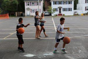 Basketball, Hightstown, Methodist Madness