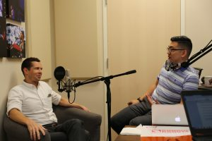 Podcast, Uncovered Dish, Ministry