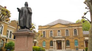 Central Region Lay and Clergy to Take Wesley Heritage Tour
