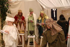 West Grove Memorial UMC, Live Nativity