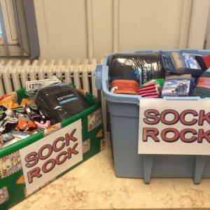 Sock Rock, GNJ, UMC, Cape Atlantic, New Jersey, Soles for Souls