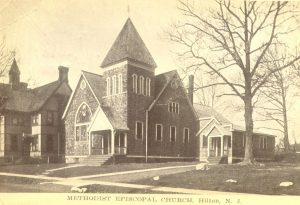 Maplewood, Hilton UMC, Time Capsule, UMC, GNJ, New Jersey