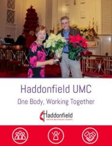 Haddonfield UMC Leadership Guidebook image