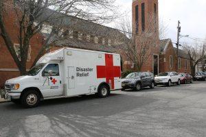 Red Cross, Ocean Grove, Fire, St. Paul's, UMC, GNJ, GNJUMC, United Methodist, Methodist, Camp Meeting, New Jersey, Jersey Shore, Monmouth County,