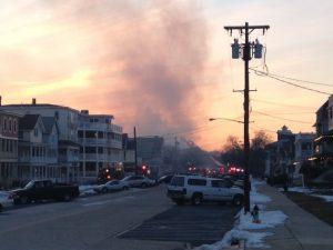 Call to Prayer - Fire in Ocean Grove