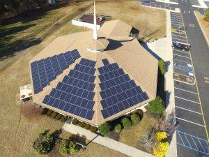 Jackson UMC, solar, GNJ, UMC, Jackson, New Jersey
