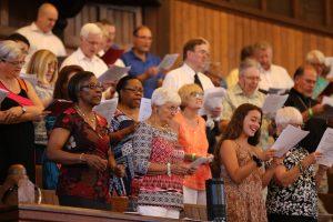 Ocean Grove, GNJ, Choir