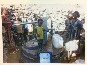 Alice Well, DRC, Africa, Farmingdale