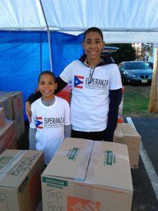 Esperanza for Puerto Rico
