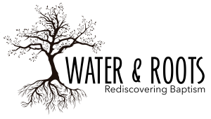 water and roots - Black_logo