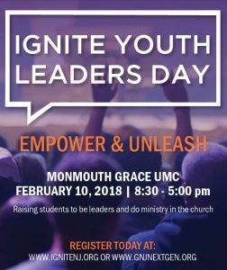 IGNITE, youth leaders,