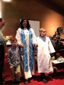 Lakewood, baptism