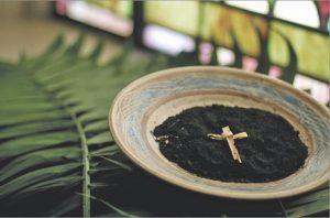 Lent Ashes