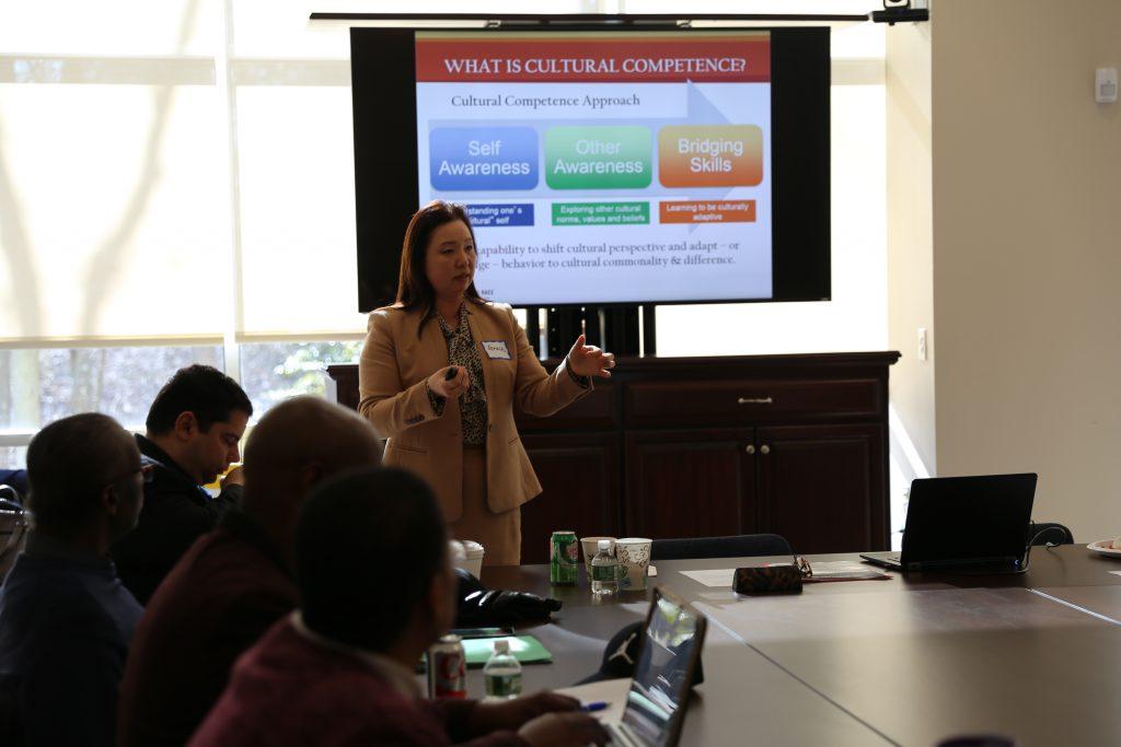 Cross-Cultural, Racial Training an 'Eye-Opening' Experience