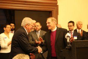 Bishop Schol, Justice Stein
