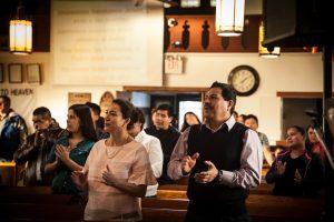 Palisades Park, faith community