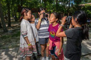 Pinelands, summer camp, kids