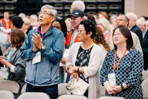 annual conference 2019, ordination