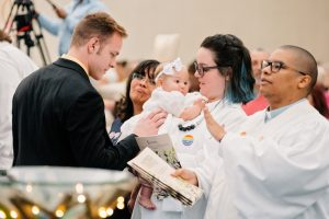 baptism, elba pillot, jackie stow pillot, pedro pillot
