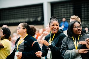 youth, african american, laity, annual conference 2019