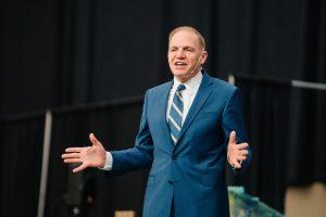 bishop john schol, annual conference 2019
