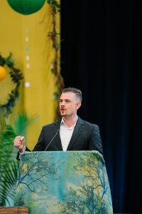 eric drew, next generation, annual conference 2019