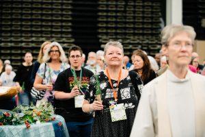 Diane Gilbert, sarah grant, annual conference 2019, lgbt